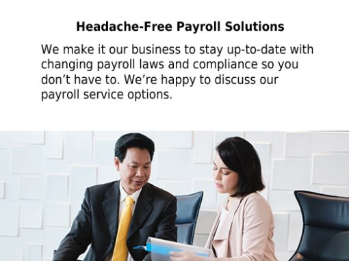 Read more about Payroll